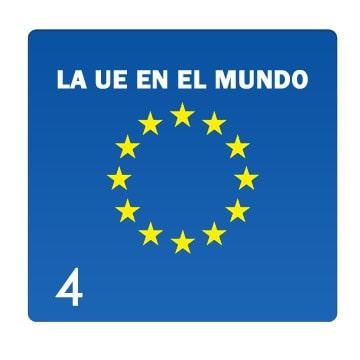 UE en el mundo