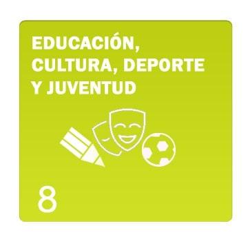 Educación, cultura, juventud y deporte